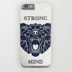 Strong Mind iPhone 6s Slim Case