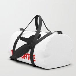 Karate Duffle Bag