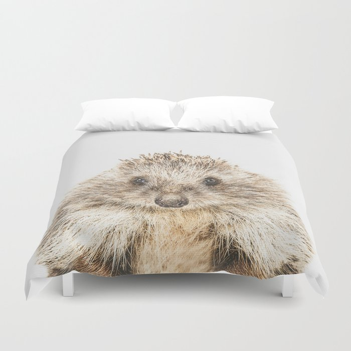 Hedgehog Duvet Cover