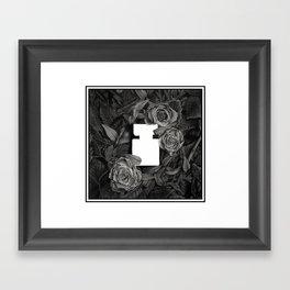 Dark Perfume Framed Art Print