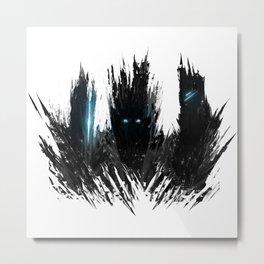 Crusaders Metal Print