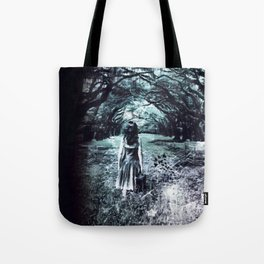 A scary unknown by GEN Z Tote Bag