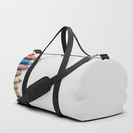 Colored pencil 10 Duffle Bag