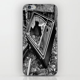Kill Your Television iPhone Skin