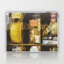 Gastronomie Italienne, Vins Laptop & iPad Skin