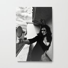 Fetish in the Afternoon Metal Print