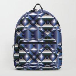 Fabolous Diamond Pattern B Backpack