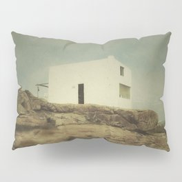 Once Upon a Time a Lonely House Pillow Sham