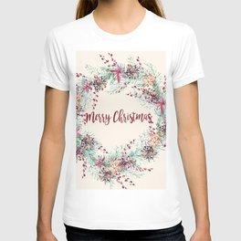 Xmas Wreath II T-shirt