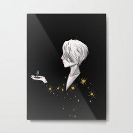 The seed Metal Print