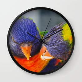 I share with you Wall Clock