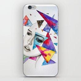 Shards iPhone Skin