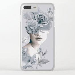 Spring (portrait) Clear iPhone Case