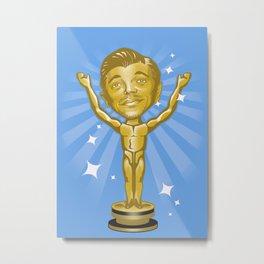 Best Actor Metal Print