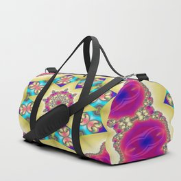Guardians Of The Void Mandala 1 Duffle Bag