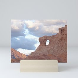 Natural window - Landscape in Salta, Argentina - Fine Art Travel Photography Mini Art Print