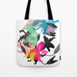 lily 1 sq Tote Bag