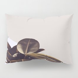 Minimal Nature Style Pillow Sham