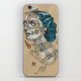 SUGAR DRAGON iPhone Skin