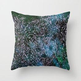 Bare Throw Pillow