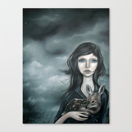 Death Knell Canvas Print