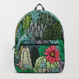 Cactus Collection Backpack