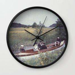 Reminiscences Wall Clock
