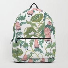 Folk Florals Backpack