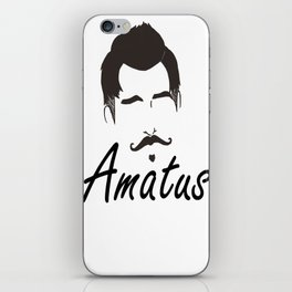 Dorian Pavus iPhone Skin