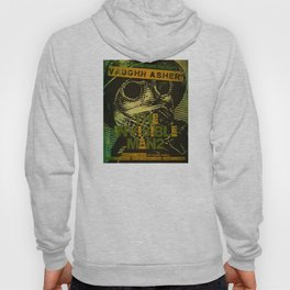 Official Invisible Man 2 Print Hoody