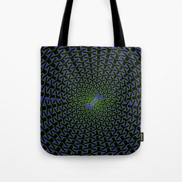 Infinite Connections Tote Bag
