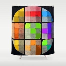 Tender Buttons Shower Curtain