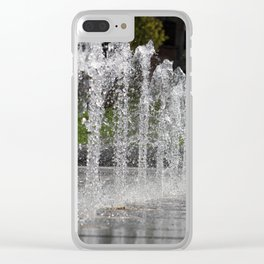 Water10 Clear iPhone Case