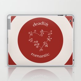 Deadlift Romantic Laptop & iPad Skin