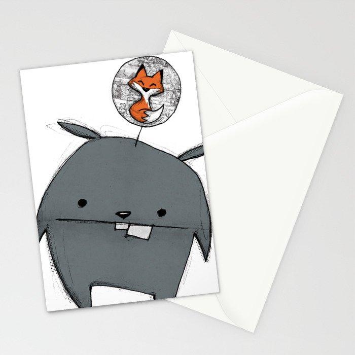 minima - rawr 01 Stationery Cards