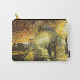 Stazions Santa Lucia Carry-All Pouch