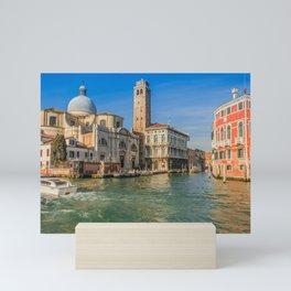 San Jeremy Venice Mini Art Print