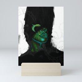 Find your vibe Mini Art Print