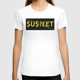 suspect logo T-shirt