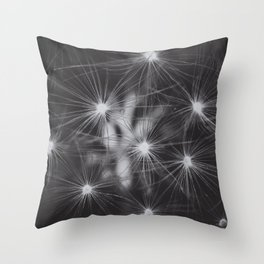 Seeds Throw Pillow