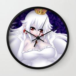 New Boo Wall Clock