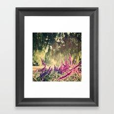 Sage & Pepper Framed Art Print
