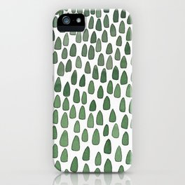 Tiny Forest iPhone Case