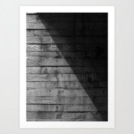 Brutalist Series - National Theatre #3 Art Print