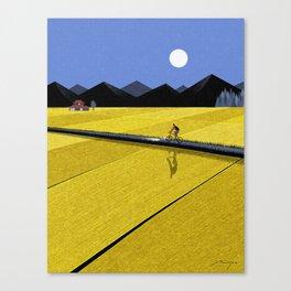 Way home Canvas Print