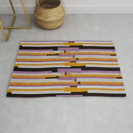 Art crusher  Rug