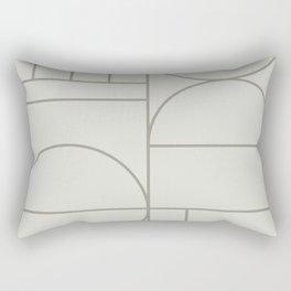 Deco Geometric 07A Rectangular Pillow