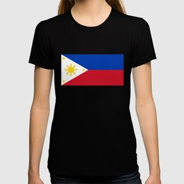 Philippines national flag T-shirt