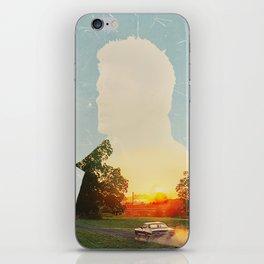 Dean Winchester Supernatural Impala  iPhone Skin