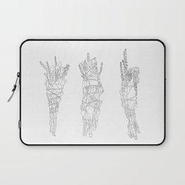 Smudge Stick Laptop Sleeve